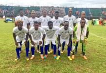 Leone Star team. Photo: Abubakarr Kamara /The AfricaPaper
