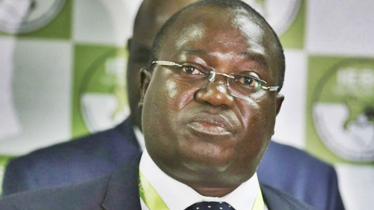 Chris Msando. Photo by courtesy