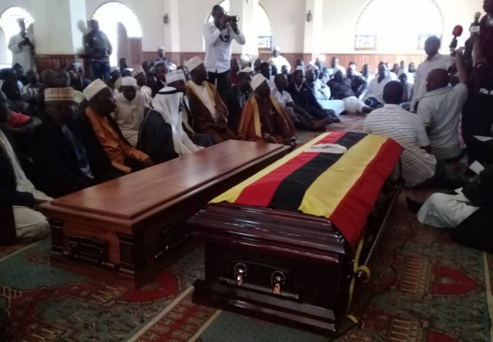 Museveni says Abiriga's Killers are fighting NRM Party. Photo: Henry Owino/ The AfricaPaper