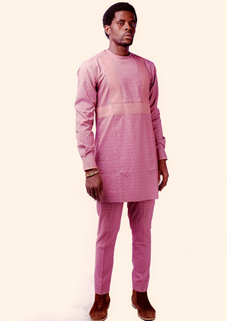 The Afrocentrics - The Odogwu KAFTAN By KIMBA COLLECTIONS