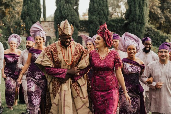 Nigerian Traditional Marriage