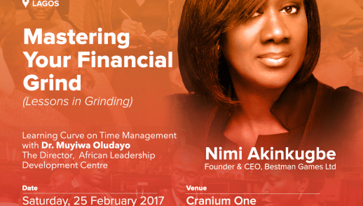 Review of Startup Grind Lagos' February Meetup with Nimi Akinkugbe and Muyiwa Oludayo