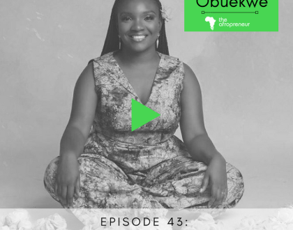 Ep43: The importance of rest to entrepreneurs, Conversation with Chiamaka Obuekwe (Social Prefect Tours)