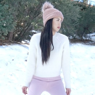 How To Really Enjoy and Look Cute in the Snow
