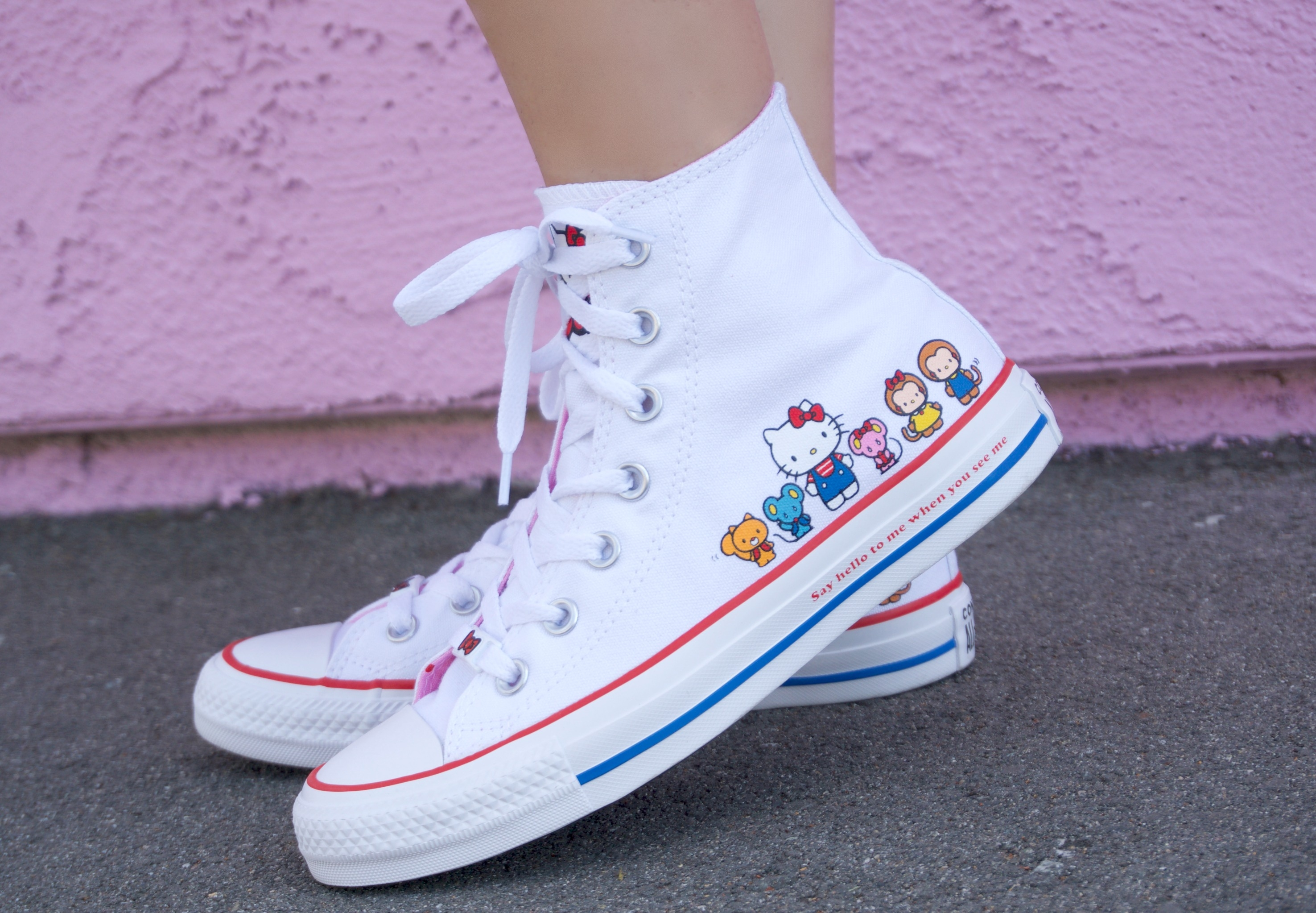 b872945ac Hello Kitty x Converse: Back to School Chic - The Ageless Millennial
