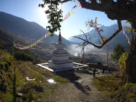 Annapurna Circuit Manang, Nepal