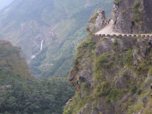 The Road to Totapani, Nepal