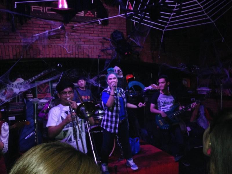 Ska Band in Bangkok