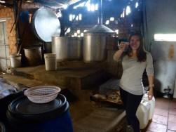 moonshine - rice wine - Dalat, Vietnam
