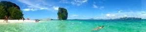 Poda Island Krabi, Thailand
