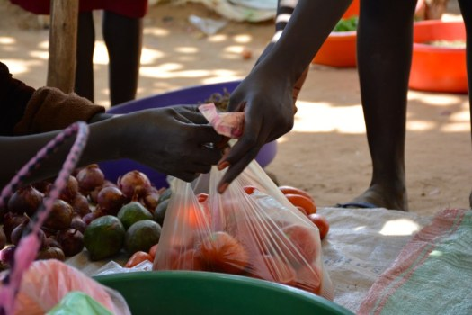 South Sudan - Market
