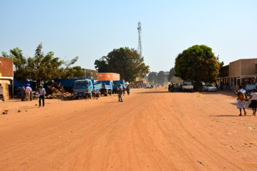 South Sudan - Main Street KK
