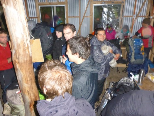 Campamento Perros, Torres del Paine, Patagonia, Chile