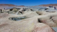 geysers and hot springs atacama desert