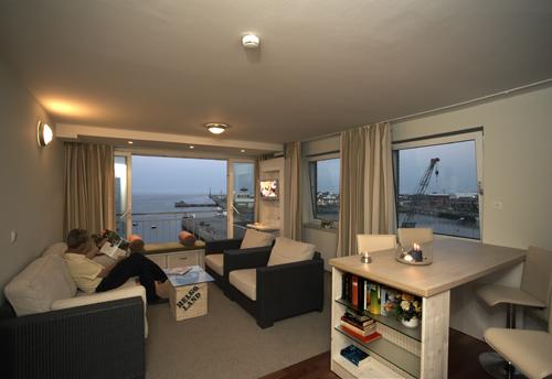 Hotel Rickmers Insulaner, Helgoland