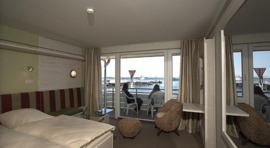 Hotel Rickmers Insulaner, Helgoland, Doppelzimmer