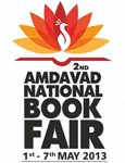 2nd Amdavad National Book Fair 2013