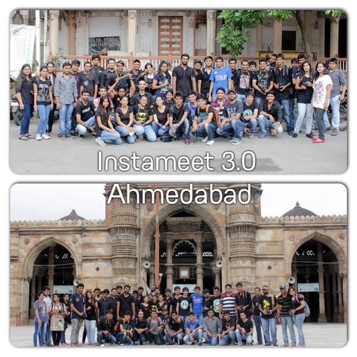 InstaMeet 3.0: Photo Heritage Walk in Ahmedabad