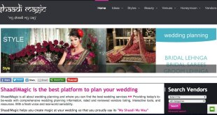 Shaadimagic.com : a wedding planning portal where you can find the best wedding services