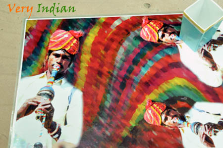 Very Indian | Snake Charmer Place Mat