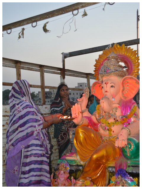 Photo © Jay Thakkar | Ganpati Visarjan in Ahmedabad