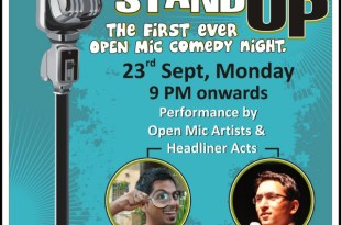 The Comedy Factory Upcoming show