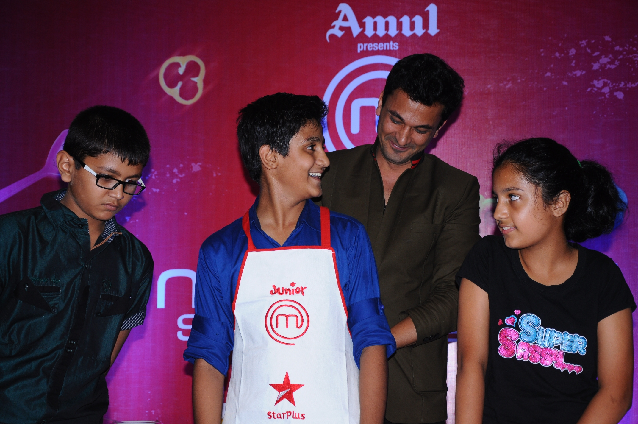Winner of Har Shehar Ka Junior MasterChef from Ahmedabad