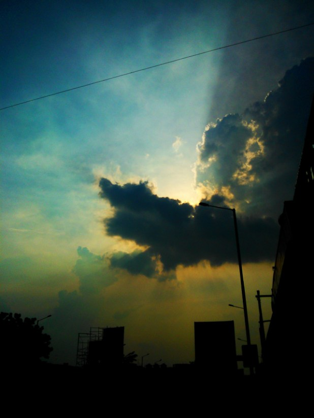 Photo © Harshil G Vyas | Ahmedabad sky like never before