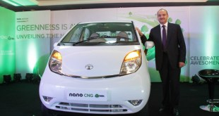 Tata Nano CNG emax: eco friendly car