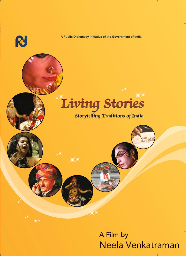 Film Poster: Living Stories