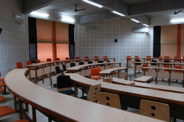 MICA Campus: Seminar Hall
