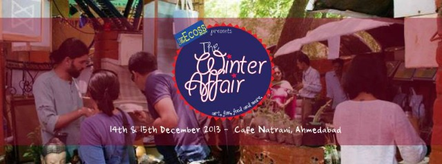 The Winter Affair 2013 promises to be a colourful treat for all art lovers and shopaholics