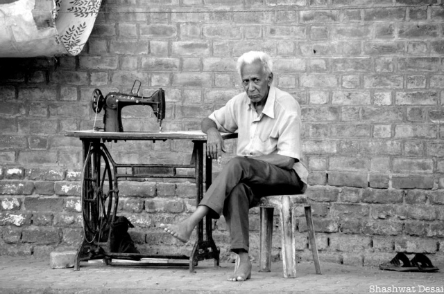Street Photography in Ahmedabad | Photo © Shashwat Desai