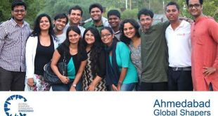 Ahmedabad Global Shapers team