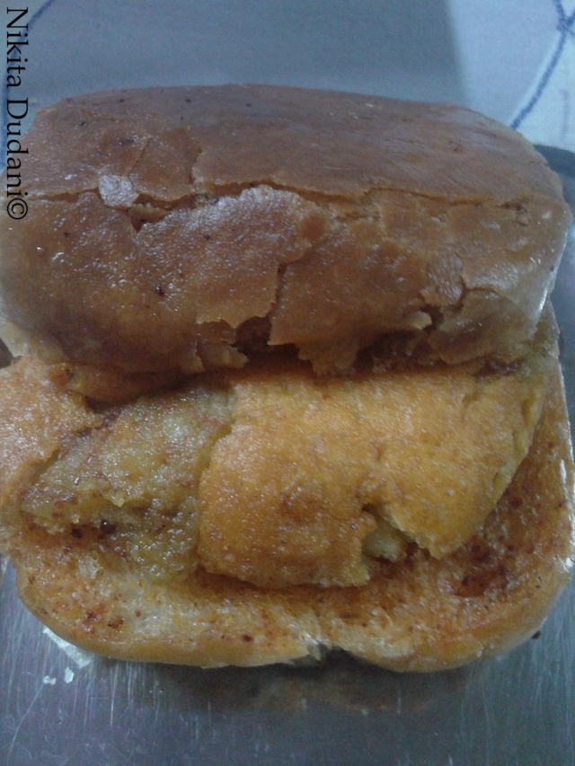 The legendary Jay Bhavani Vada Pav