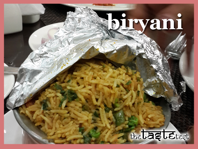 Nini's Kitchen in Ahmedabad: Biryani