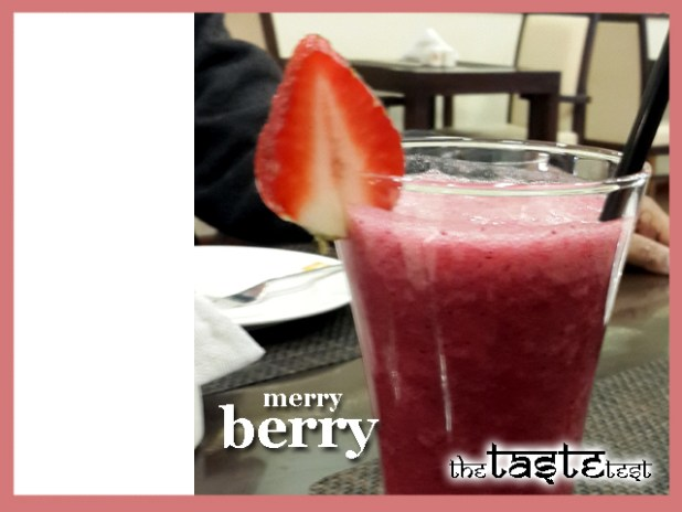 Nini's Kitchen in Ahmedabad: Merry Berry