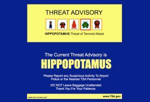 TSA-Threat