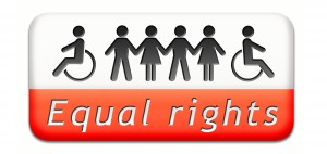 equality and solidarity equal rights and opportunities no discrimination