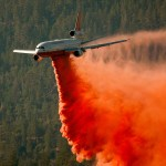 The Tanker 910 can be anywhere in the world in 24 hours, according to the company
