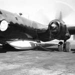A roll-out of the Boeing B-29 Superfortress, bomber with the Bell Aircraft Corporation X-1-2 mated and ready for flight. NACA Flight 33 was flown on September 23, 1949, as a pilot familiarization flight with NACA pilot, John H. Griffith at the controls. Griffith reached a top speed of Mach 0.998 during the flight. (NASA photo)