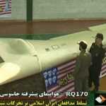 RQ-170 captured by Iran, shown on state media