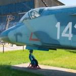 A Yakovlev Yak-141 at the Russian Air Museum in Monino (Media credit/Maarten via Wikimedia)