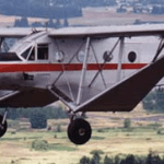 1938 Bellanca Aircruiser (Courtesy of the Tillamook Air Museum)