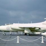 Blackburn Buccaneer S.1 XN929 at the SBAC show Farnborough 8 September 1962. (Wikimedia)