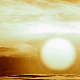 The Tsar Bomba's fireball, about 8 kilometres (5.0 mi) in diameter, was prevented from touching the ground by the shock wave