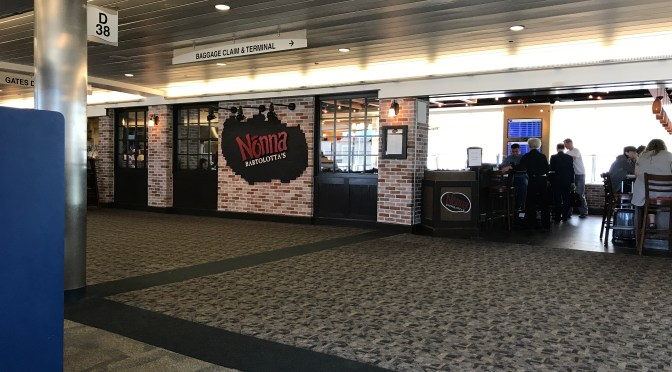 Review: Milwaukee International Airport Concourse D