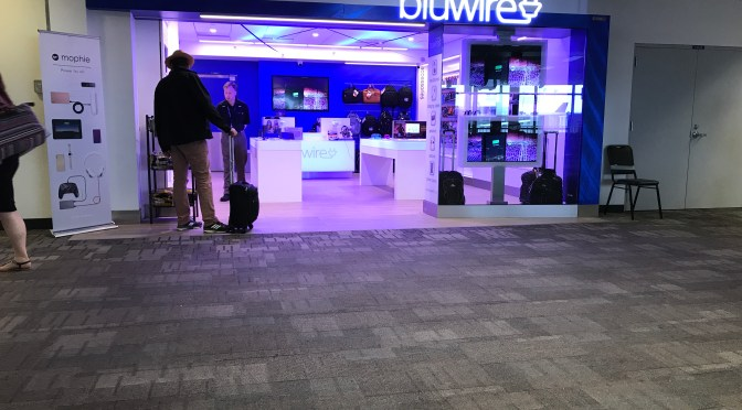Review: Minneapolis St. Paul International Airport Terminal 1 Concourse F