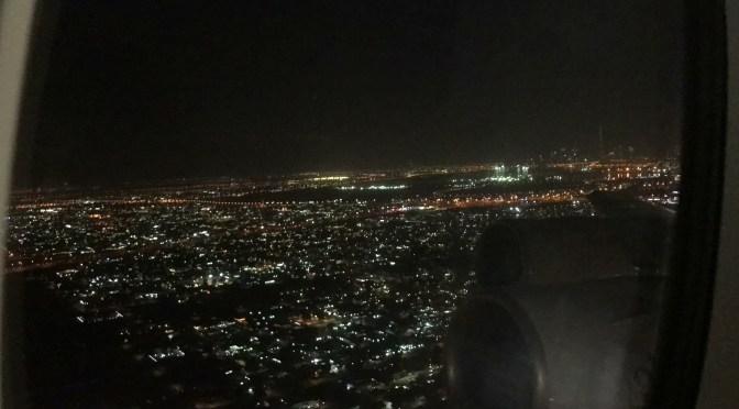 Review: Emirates Airline A380 Economy Dubai to Mumbai