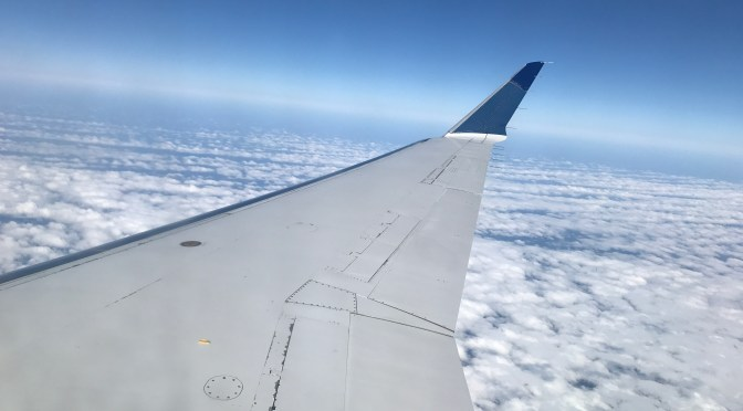 Review: Delta Airlines CRJ-400 Main Cabin Detroit to Houston